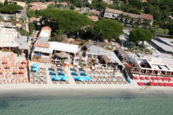 Crystal Beach Club St Tropez